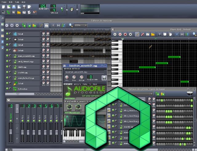 LMMS audio creation
