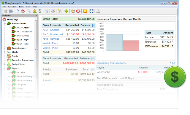 This week's open source application is Money Manager EX