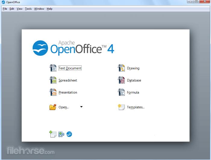 Apache OpenOffice Suite