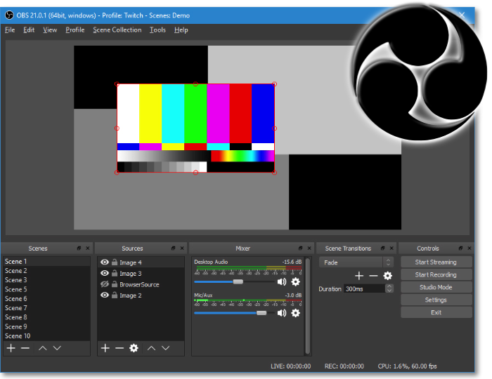 This week's open source application is OBS Studio
