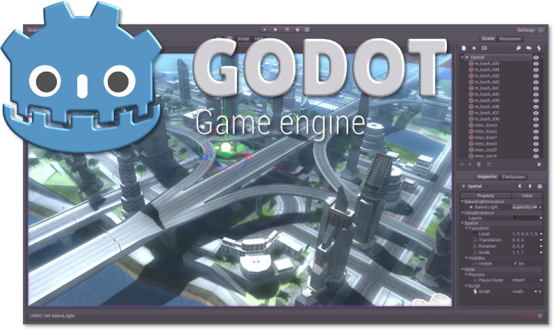 This week's open source application is Godot Engine