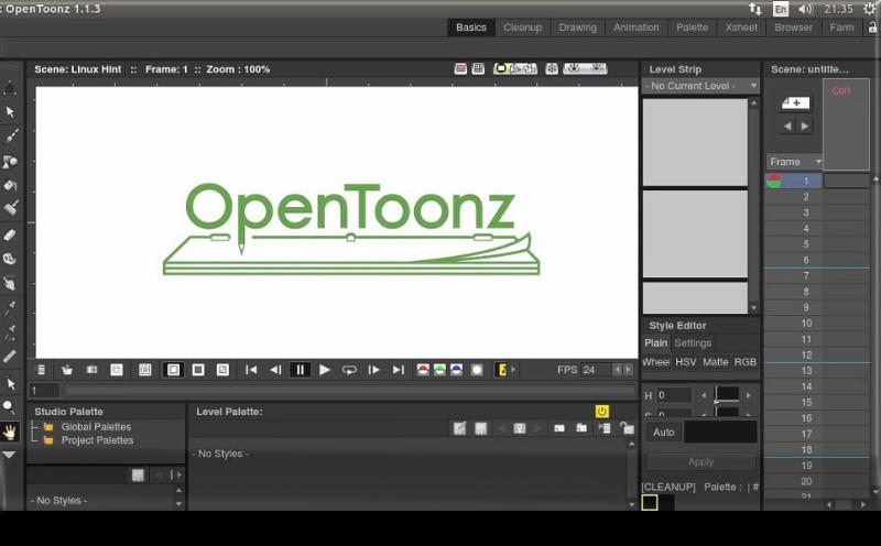 OpenToonz